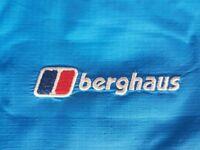 Berghaus Waterproof Jacket, GORE-TEX, Brand new Aqua Blue
