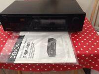 Denon Audio, Stereo, Cassette DRM 400