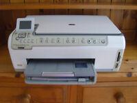 HP Photosmart C5100 All-in-one Inkjet Printer