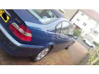 BMW 318i Immaculate Condition 1 Year MOT, 6 Months Road TAX £1100 ONO LOW MILEAGE