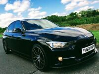 2012 BMW 320D SPORT....M Sport Performance kitted....Finance Available