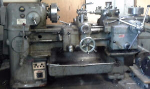 Tos R5 turret lathe from N.A.I.T