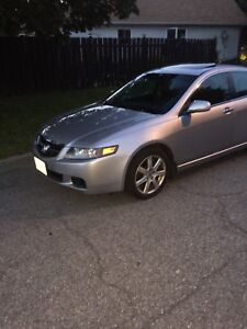 2004 Acura TSX clean as is !!!