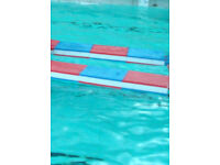x6 Stepping Stones - Swimming Accessories Fun Pool Playing Games Float