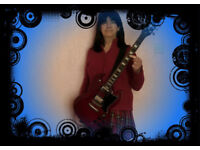 Private Electric Guitar Free Tuition
