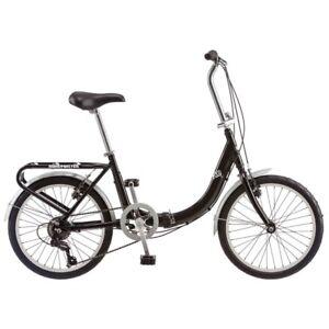 Schwinn folding bikes