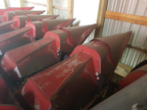 863 case ih corn head