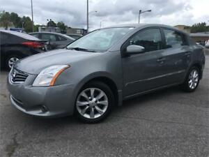 2012 Nissan Sentra 2.0 TOIT MAGS SEIGES CHAUFF 49,000KM AUTO