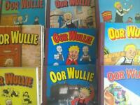 Oor Wullie and The Broons Annuals