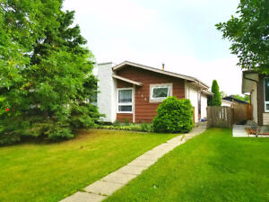 Great house for rent in East Kildonan area