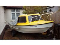 Dejon 14ft Day/fishing Boat