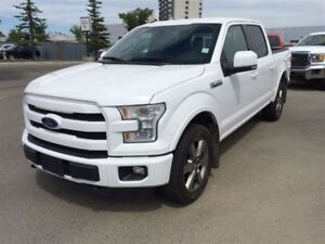 2015 Ford F-150 Lariat|Keyless Entry|Remote Start|Leather