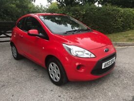 LOVELY FORD KA  2014 RED EDGE HATCHBACK HPI CLEAR 12000 MILES ONLY 1 YEAR MOT