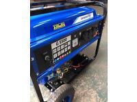 5500 watt petrol generator 13hp