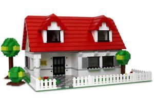 Lego Building Bonaza 4886