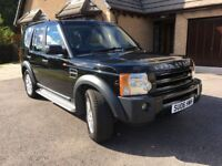 Excellent example of a Land Rover Discovery 3 SE