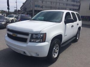 2011 Chevrolet Tahoe Commercial SUV, Crossover