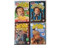 DVD Comedy Bundle JETHRO Live [4 Titles]