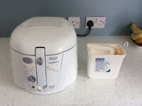 DeLonghi Rotofryer, white