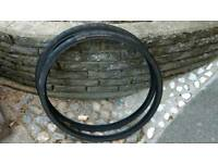 Continental GatorSkin Bicycle Tyres 26in