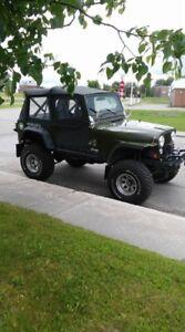 1984 Jeep CJ Autre