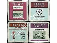 WEst Ham tea coasters