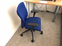 Ergonomic Reclining Office Chair