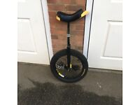 "Trials 20"" qu-ax unicycle"