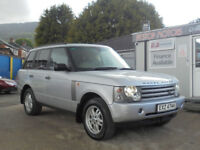 2002 RANGE ROVER VOGUE AUTOMATIC .FULL MOT [SUMMER SALE]