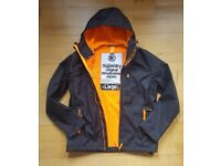 Superdry large windtrekker coat