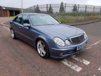 2005 Mercedes-Benz E220 2.1 CDI Avantgarde SPORT - DIESEL AUTO - Panoramic ROOF