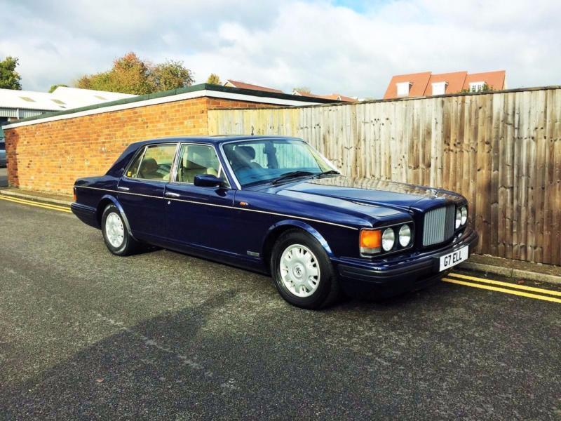 1996 Bentley Brooklands 6.8 L.W.B. Auto LWB 43,000 MILES