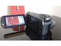 Canon Vixia HF S 200 - HD camcorder