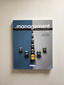 Management dimension pratique, 3e édition, Bernard Turgeon