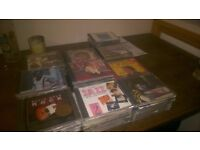 Loads of CD's (owned by record producer)!