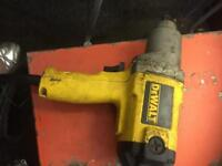 Dewalt impact heavy duty Wrench