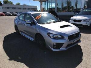 2015 Subaru WRX Sport-tech Package
