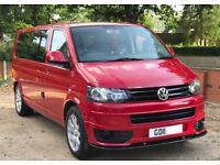 *LOVELY VW Transporter T5.1 4motion (4x4) 140bhp TDI