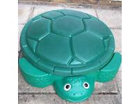 Little Tikes Green Turtle Sandpit/ Pool
