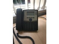 Cisco IP Phone 303 with display and PC port