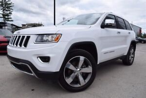 Jeep Grand Cherokee 4WD Limited - CUIR 2016