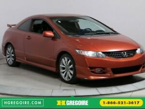 2009 Honda Civic COUPE SI A/C TOIT MAGS