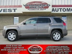 2011 GMC Terrain SLT AWD, HEATED LEATHER, BLUETOOTH!