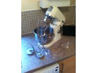 Chef master mixer brand new