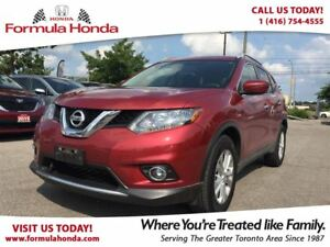 2016 Nissan Rogue SV | ONE OWNER | ACCIDENT FREE | LOW KM!