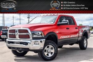 2016 Ram 2500 Power Wagon|6.4L|Backup Cam|Bluetooth|R-Start|Heat