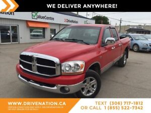 2006 Dodge Ram 1500 SLT QUAD CAB! HEMI! Low km.