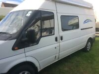 2001 Ford Transit Camper Van