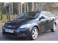 KIA Pro_Cee'D 1.6 2 3dr 2 OWNERS