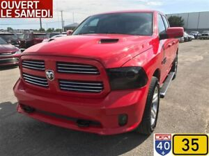 2016 Ram 1500 SPORT QUAD CAB 4X4 BLUETOOTH